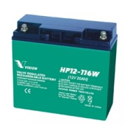 Vision HP12-116W-X 12v 20ah SLA Battery