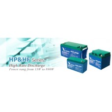 Vision HR12-30W 12V 5ah SLA Battery